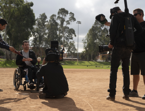 Impressions of the Easterseals Southern California Public Service Announcement Video Shoot