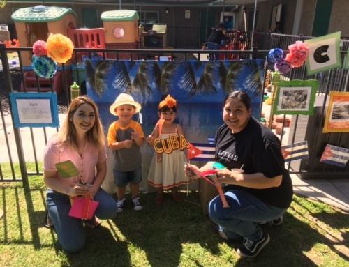 Child Development Centers Celebrate Multicultural Day