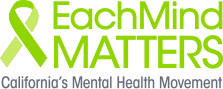 Each Mind Matters California's Mental Health Movement Logo