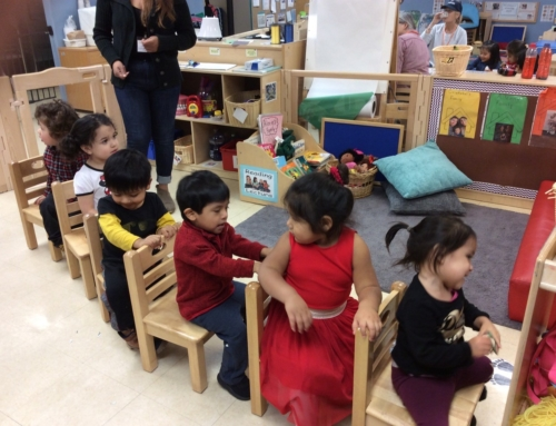 Child Development Centers Celebrate Friendship Day