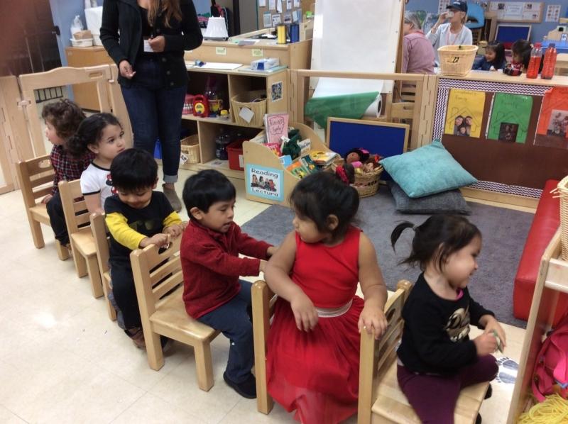 CDC children at friendship day