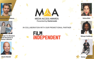 Media Access Awards Graphic Introduction