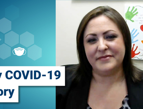 Child Development Service's Nicole Sartor Shares Her Personal COVID-19 Story