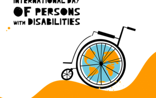 International Day of Persons with Disabilities December 3rd ad