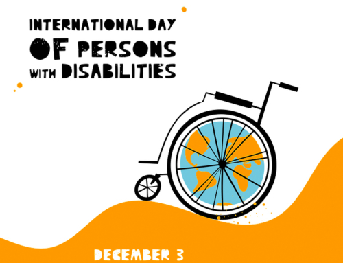 Every Day is an Opportunity to Raise Disability Awareness