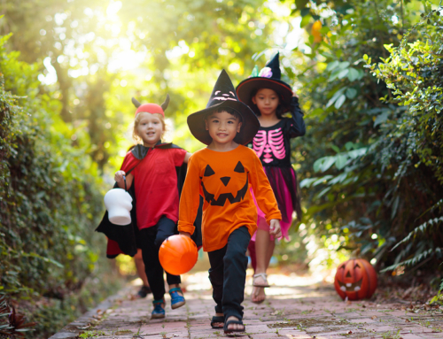 Tips for a Sensory-Friendly Halloween Experience
