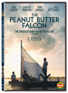 The Peanut Butter Falcon DVD Cover